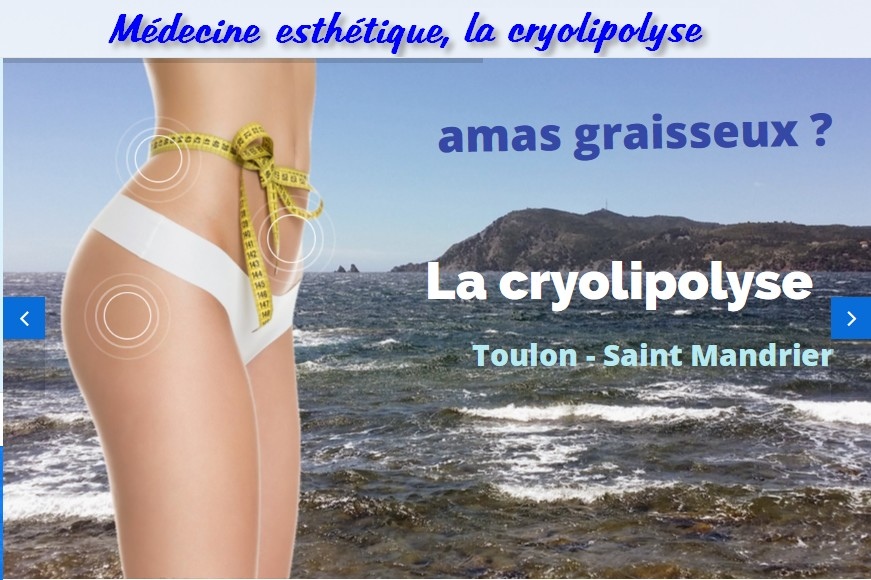 Cryolipolyse dans l 39 agglom ration de toulon docteur dropsy for Liposuccion interieur cuisses photos